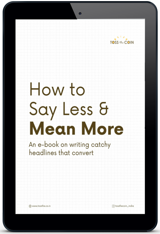 Free 8 step guide to power packed headlines
